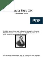 Cirugía Siglo XIX