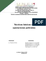 Normas Relativas a La Dotacion y Equipamiento Basico y Especializado de Los Cuerpos