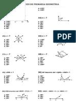 Angulos en Geometria 4