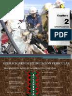 2 Operaciones de Extricacion Vehicular 45 Minutos