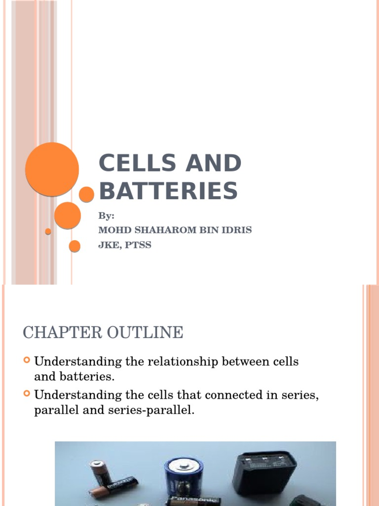 Chapter 2 Cells And Batteries Edit 1 Rechargeable Battery Diagram Of Leclanche Dry Cell Electricity