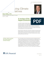 Compass Financial - Factors Driving Climate Change Initiatives