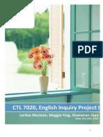 english project 1