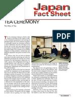 28 Tea Ceremony