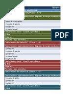 Dimensionamento Excel