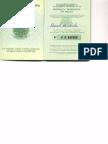 Passaporte Pág.1