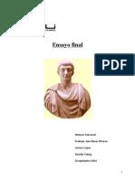 Imperio Bizantino (Ensayo)