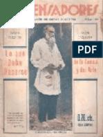 Tolstoi, Lev Nikolaievich - Lo Que Debe Hacerse