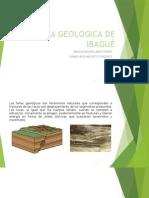 Falla Geologica de Ibagué