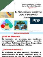 Planeamiento y Desarrollo
