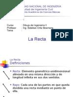diapositiva de geometria descriptiva