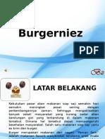Presentasi Kewirausahaan BURGENIEZZ