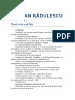 Razvan Radulescu-Teodosie Cel Mic 09