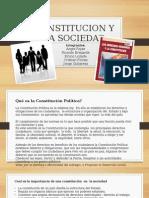 La Constitucion y La Sociedad