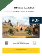San Francisco Caltongo Historia.