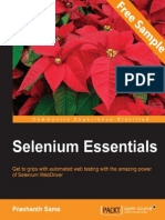 Selenium Essentials - Sample Chapter