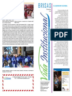 BRISAS Diciembre 2014. Boletín Informativo ACBT