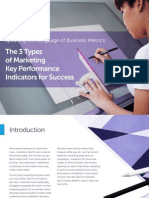 Three Types of Marketing Key Performance Indicators for Success