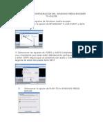 Manual Para La Configuracion Del Windows Media Encoder Testd