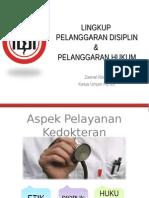 Disiplin & Hukum