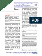 Evaluación Intermedia 5