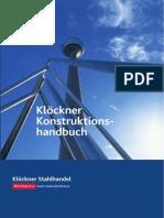 Klo Eckner catalog greutatea specifica