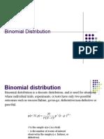 W5a Bionomial Distribution