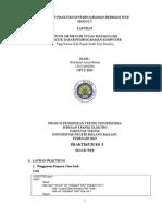 Laporan Modul 3 desain web universitas negeri malang