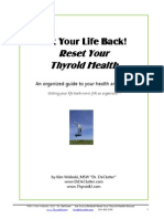 Get Your Life Back Thyroid Health MANUAL PDF 1 by Kim Wolinski FINAL