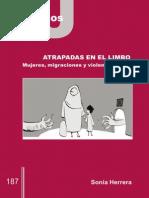CJ 187, Atrapadas en el Limbo - Sonia Herrera Sánchez