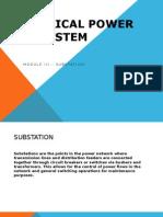 Modul 3 Substation