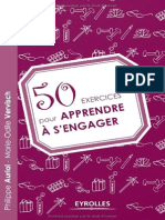 50 Exercices Pour Apprendre a s'Engager