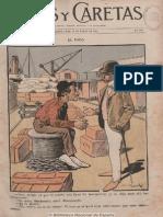 Caras y Caretas (Buenos Aires). 16-1-1904, n.º 276
