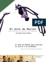 EL ARTE DE NARRAR Ana Maria Arenas