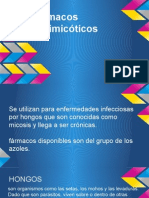 farmacos antimicoticos