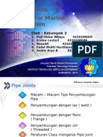 Pipe Joint , Valve - Kelompok 2 FIX