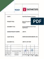 Kamose Wellhead Control Panel Specification PDF