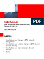 2013 05 - What's New Shared Services 11.1.2.3.ppt