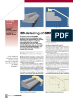 TechNOTE 4 3D Detailing of GRC