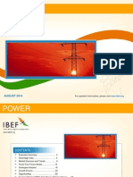 Ibef Power August 2014