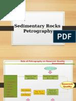 Panduan Deskripsi Batuan Sedimen
