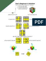 Rubik3x3x3Solution