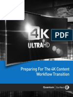 4K EBook_ Preparing for the 4K Content Workflow Transition