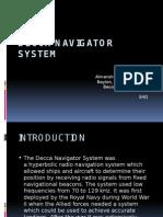 Decca Navigator System
