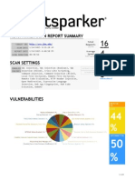 Detailed Scan Report