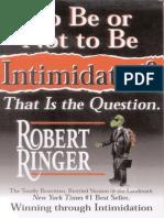 Robert Ringer - Winning Through Intimidation