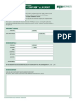 Postgraduate Scholarships Referee Form