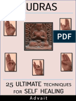 Mudras_ 25 Ultimate Techniques for Self Healing ('Mudras' Book 1) - Advait