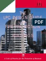 LPC Fire Protection Design Guide