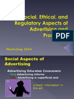 Legal Ethical & Social apsects of advt